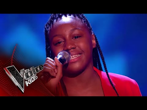 Sienna-Leigh Performs 'Halo': The Semi Final | The Voice Kids UK 2018