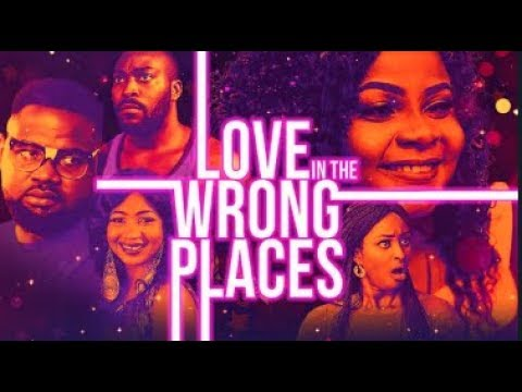 LOVE IN THE WRONG PLACES - Latest 2017 Nigerian Nollywood Drama Movie (20 min preview)