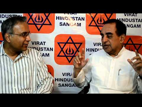 Dr  Swamy chats with Sree Iyer on Ram Mandir