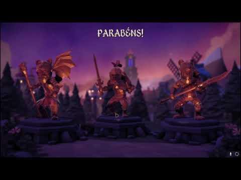 For The King - DLC Lost Civilization (Final Battle)  
