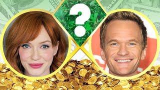 WHO'S RICHER? - Christina Hendricks or Neil Patrick Harris? - Net Worth Revealed! (2017)