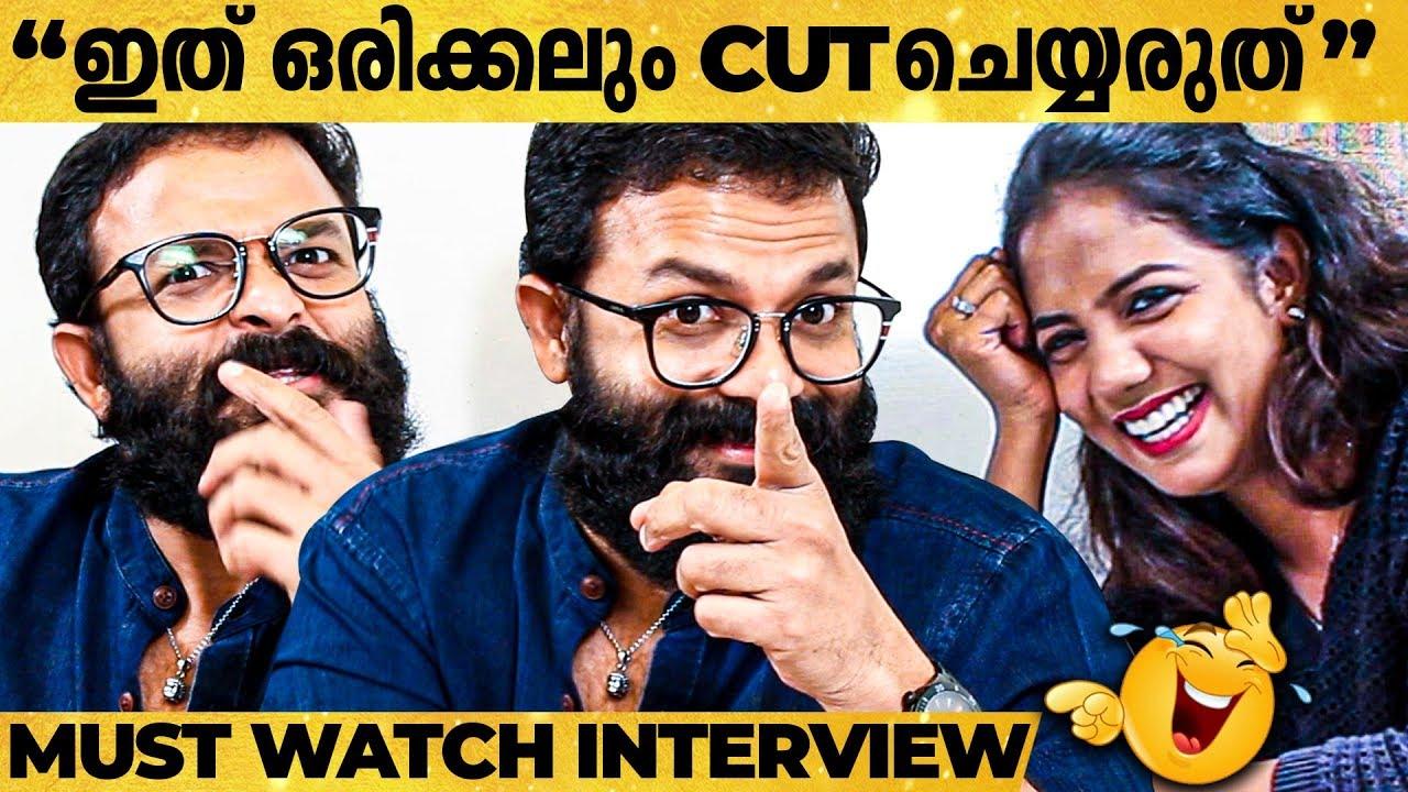 "Download ""തള്ളി മറിക്കല്ലേ കൊച്ചേ 😂...""- Jayasurya's Funniest Interview Ever   Never Miss it   IB"