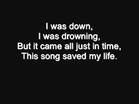 Simple Plan  This Song Saved My Life Lyrics