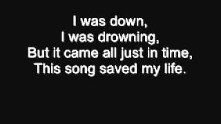 Simple Plan - This Song Saved My Life Lyrics