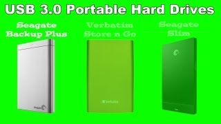 Seagate Backup Plus 500GB USB 3.0 Portable Hard Drive