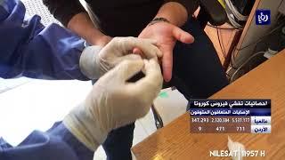 الحكومة تعلن تسجيل 3 إصابة جديدة بفيروس كورونا (25/5/2020)