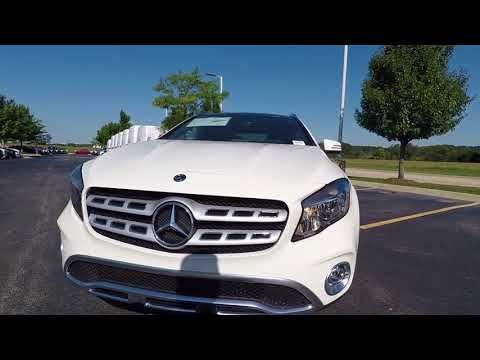 2018 mercedes benz gla gla 250 4matic st charles il 18058 for Mercedes benz of st charles il