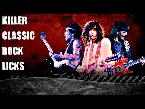 3 Classic Rock Guitar Licks You Can Solo With Today