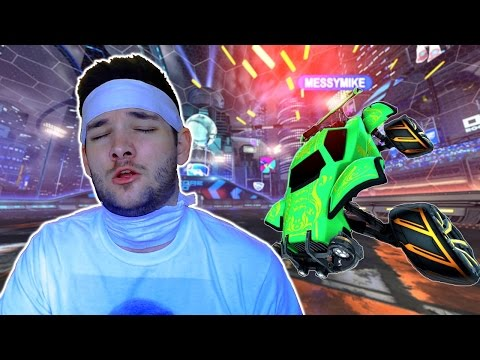 NEARLY DEAD GUY Plays Rocket League