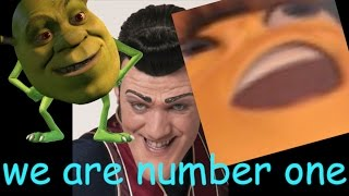 We Are Number One but every one is replaced with a life changing video