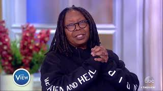 Whoopi Joins NYC Women's March, Women March Across The Globe | The View