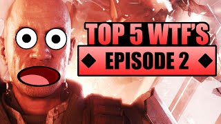Black Ops 3 Top 5 WTF Moments & Fails ep2 - Funny Outrider Fail