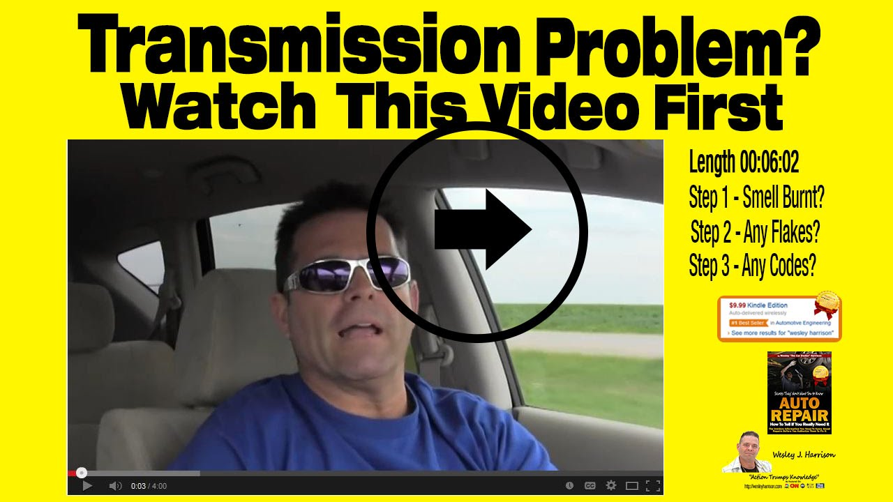 transmission slipping symptoms what to check diagnosis automatictransmission service problems youtube [ 1280 x 720 Pixel ]