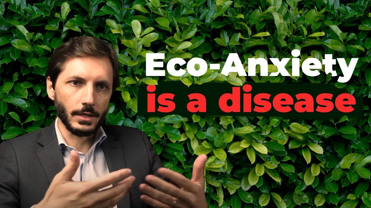 Eco-Anxiety is an actual disease