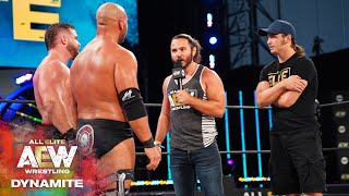 WHAT DID THE YOUNG BUCKS THINK OF FTRs FIRST WIN IN AEW? | AEW DYNAMITE 6/10/20