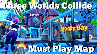 How to Complete Three Worlds Collide V2.0 A Must Play Map!