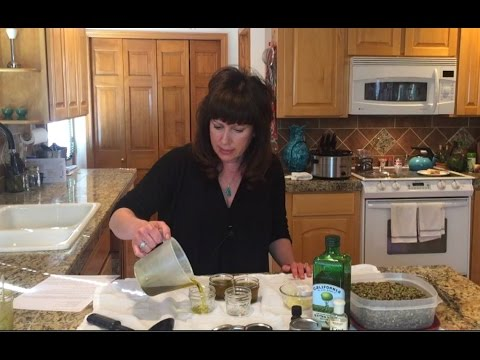 Making Balm of Gilead ~ Love Your Land
