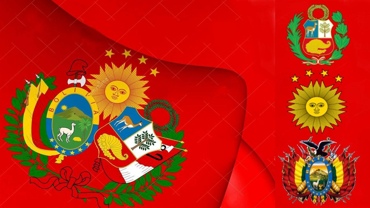 Himno No Oficial De La Confederación Perú Bolivia 1836