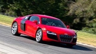 2010 Audi R8 5.2 - Name That Exhaust Note, Episode 28 - CAR and DRIVER