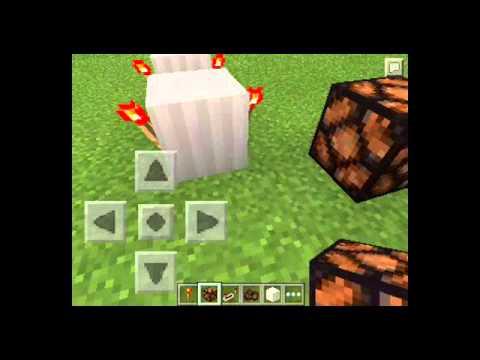 e6030b1a97b Minecraft Pe gerador de enerjia infinito - YouTube