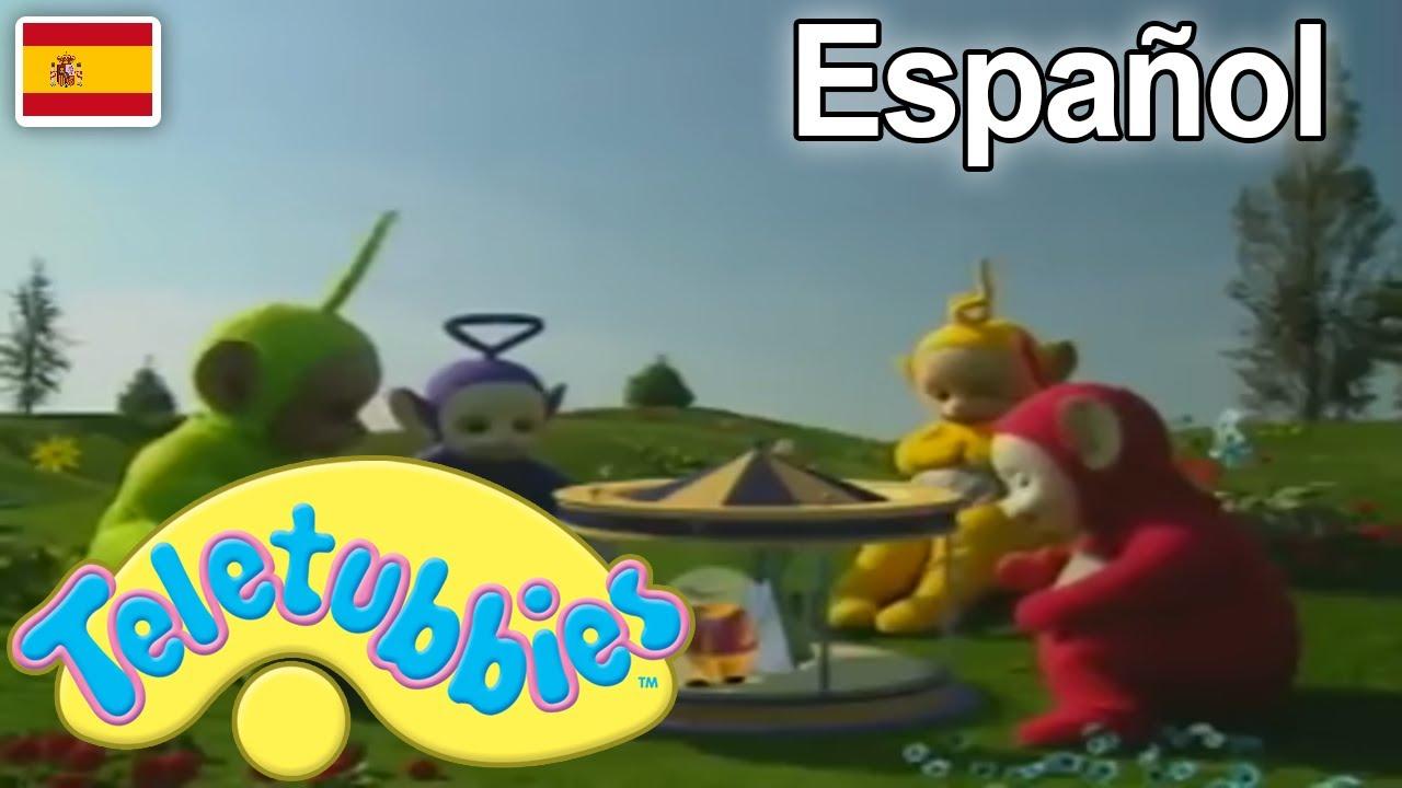 ☆ Teletubbies en Español ☆ Episodio de 1 hora ☆ Espectáculos para niños ☆