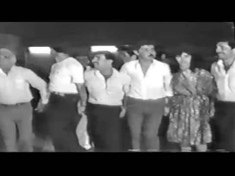 Markos Warda Baghdad 1985 السناطيين في حفل زواج في بغداد