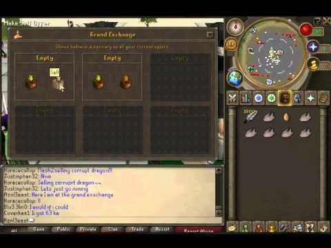 Runescape: Gold Farming