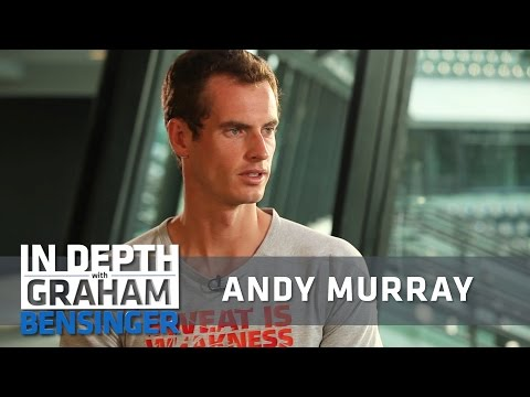 Andy Murray: I was the LeBron James of tennis
