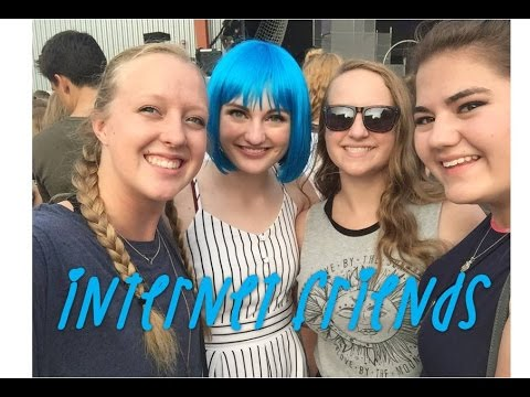 REUNITING WITH INTERNET FRIENDS | PENNSYLVANIA 2016