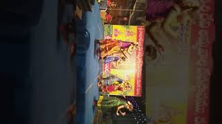 Kuchupudi dance from sarada music and arts (Bapatla)