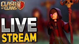 Comeback Stream Farmen und Clankrieg Clash Of Clans/COC deutsch/german