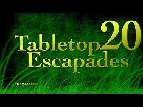 "Tabletop Escapades - Season 2 Episode 20 ""Bump in the Night"""