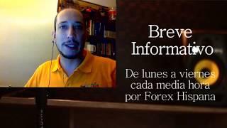Breve Informativo - Noticias Forex del 18 de Mayo 2017