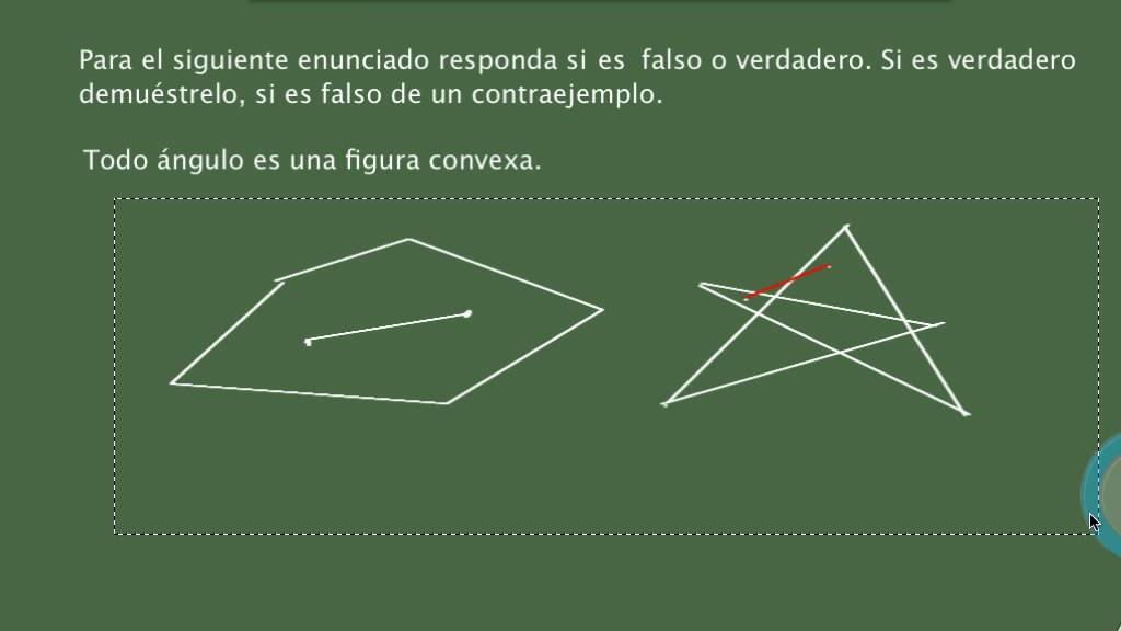 Todo ángulo Es Una Figura Convexa Geometría Euclidiana Youtube