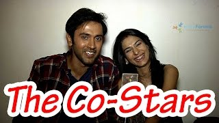 Aneri Vajani and Mishkat Varma,The Co-Star