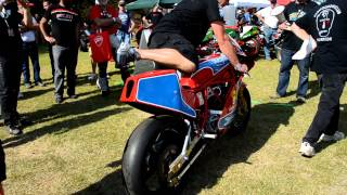 Ducati TT1 wins Ducstock Desmo Song Contest