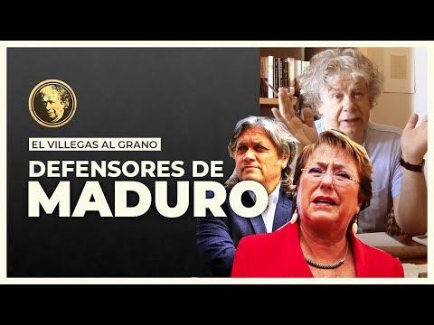 Defensores de Maduro