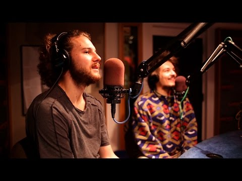 Milky Chance Interview on The Kevin & Bean Show