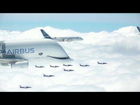 Fornecedores da Airbus sofrem ciberataques