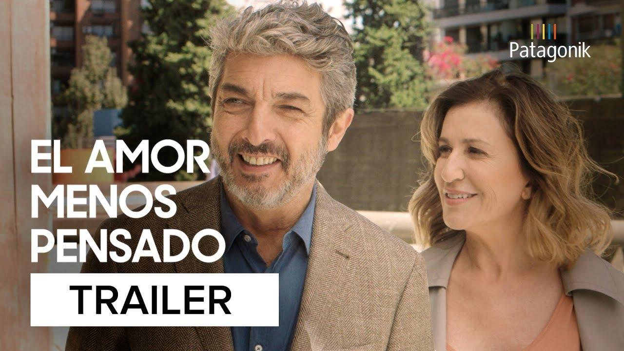 El Amor Menos Pensado Trailer Oficial Patagonik Youtube