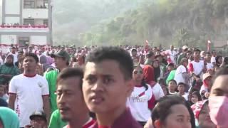 HUT TNI KE-70 5 OKTOBER  2015 DI CILEGON BANTEN