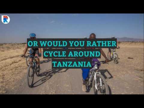 2017's best eco-travel ideas
