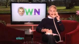 Ellen Owns Oprah's Network!