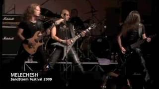 Melechesh - Leper Jerusalem (SandStorm Festival 2009)