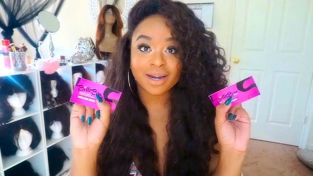 Hair By Belle Bree Burmese Exotic Wavy Unboxing Youtube