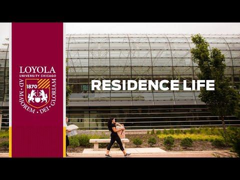 Residence Life (Loyola Weekend 2020)