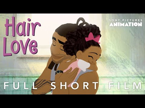 Sony's New Animated Short Film: Hair Love