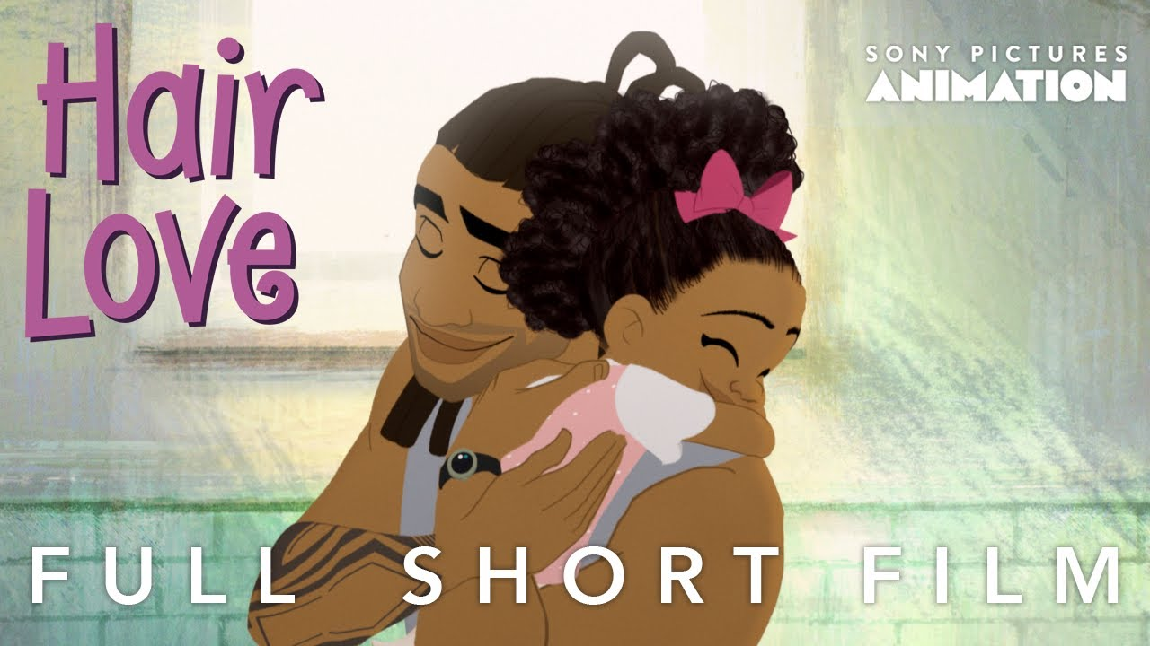 Hair Love | Oscar-Winning Short Film (Full) | Sony Pictures Animation