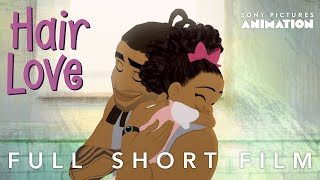 Hair Love Short Film (Full) | Sony Pictures Animation