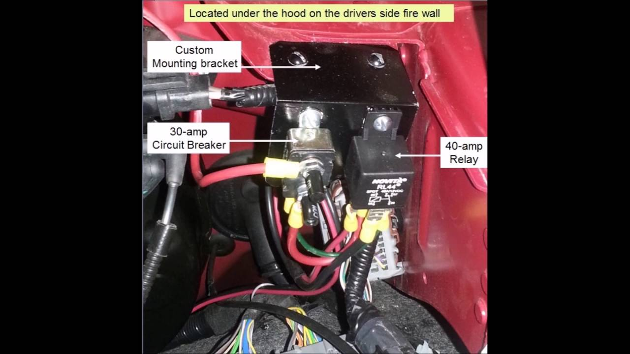 Connect Wiring Kit Additionally 7 Pin Trailer Plug Wiring Diagram